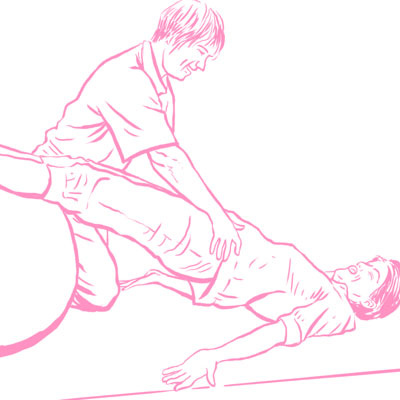 Krankengymnastik in der koerperwerkstatt kreuzberg Physiotherapie Praxis Berlin