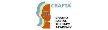 CRAFTA - Cranio Facial Therapy Academy Logo auf der Seite der koerperwerkstatt für induktive Physiotherapie Berlin