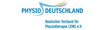 ZVK Physio Deutschland Logo auf der Seite der koerperwerkstatt für induktive Physiotherapie Berlin